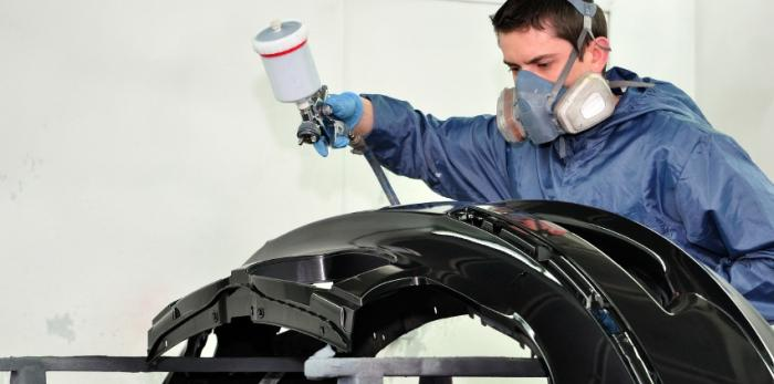 Four common auto car paint repair mistakes to avoid for Body paint auto
