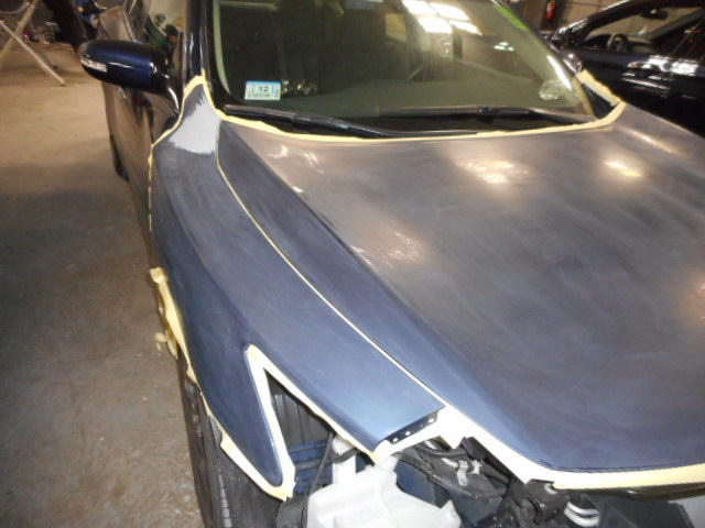 Nissan Maxima Auto Body Repair By Allston Collision Allston Collision Center Expert Boston