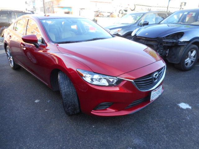 Mazda 6 Auto Body Repair By Allston Collision Center