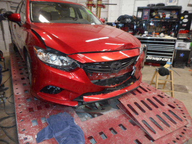 Mazda Auto Body Repair By Allston Collision Center Allston - Mazda car repair