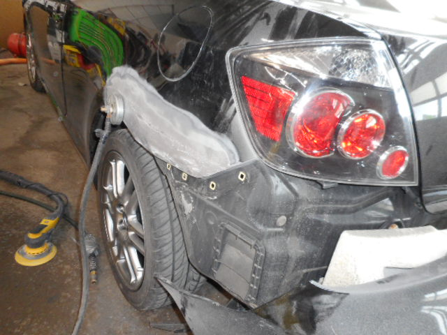 Toyota Scion Tc Collision Repair Allston Collision