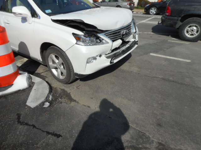 Lexus Collision Repair Lexus RX Allston Collision Center - Lexus collision center