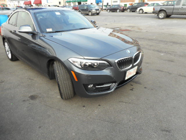 Bmw 228 Auto Body Repair By Allston Collision Allston