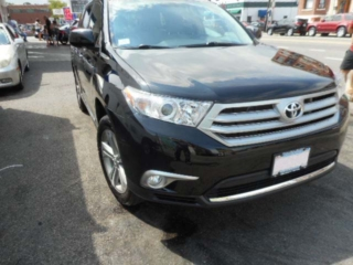 2012 Toyota Highlander - After Front End Collision Repair - Boston, MA