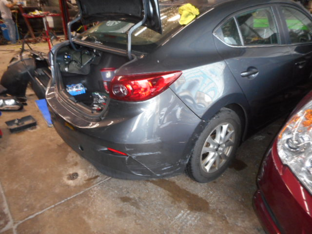 2015 Mazda 3 - Collision Repair in Boston - Before Photo