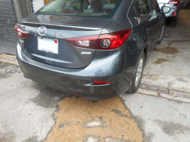2015 Mazda 3 - Collision Repair - After Photo