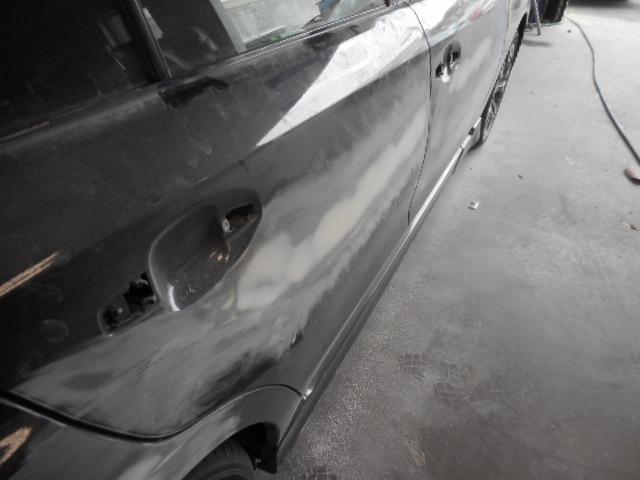 2016 Subaru Imprezza - Vandalism Repair - Side View