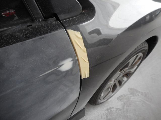 2016 Subaru Imprezza - Vandalism Repair in Progress