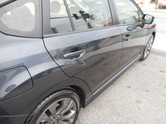 2016 Subaru Imprezza - Vandalism Repair - Job Finished