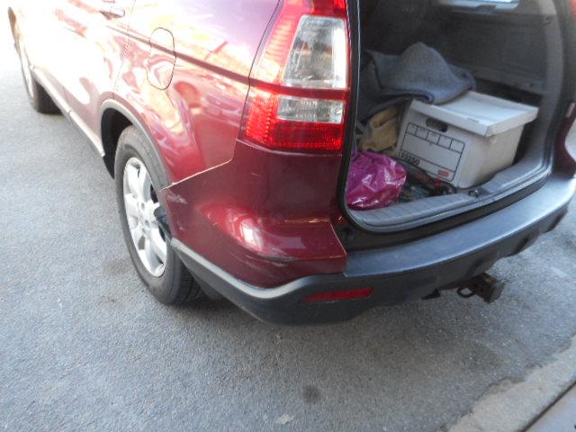 2012 Honda CRV - Collision Repair - Before Photo
