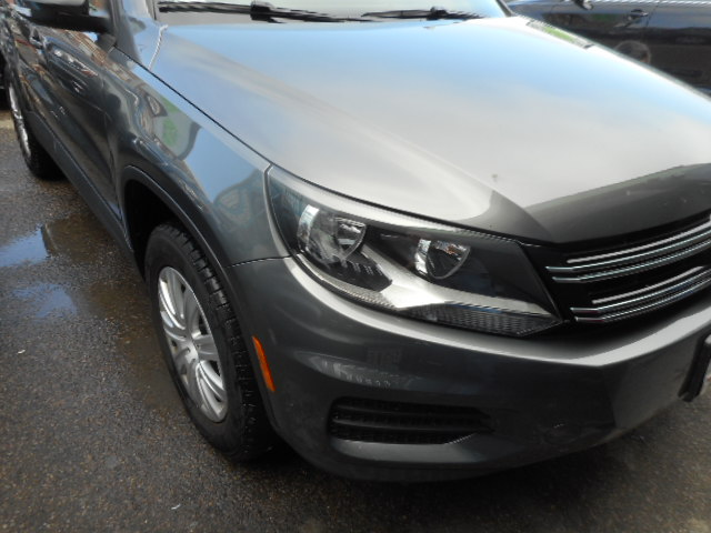 2012 VW Tiguan - Collision Repair in Boston - After Photo