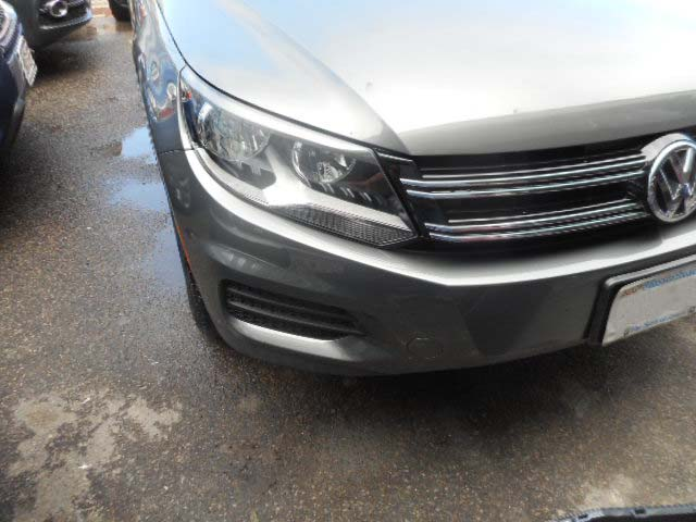 2012 VW Tiguan - Front-End Collision Repair - After Photo