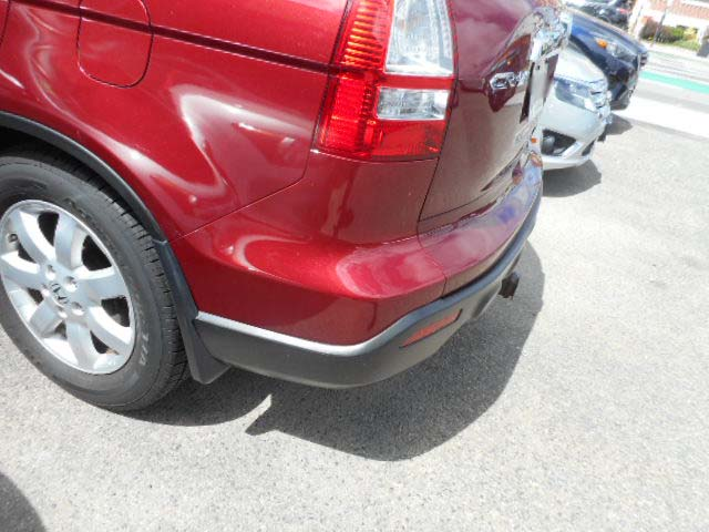 2012 Honda CRV - Collision Repair - After