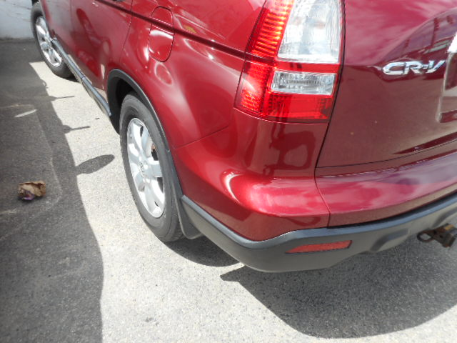 2012 Honda CRV - Rear End Collision Repair - After