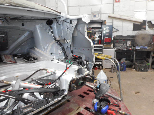 allston collision center repairs lexus ls 460