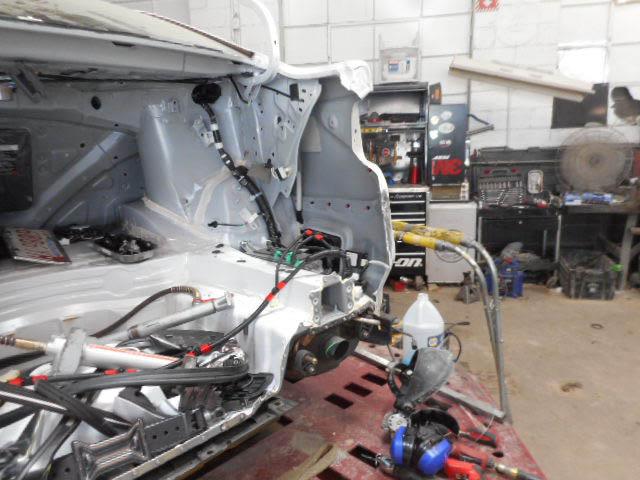 allston collision center repairs lexus ls 460