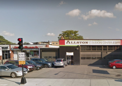 allston collision center cambridge street allston ma