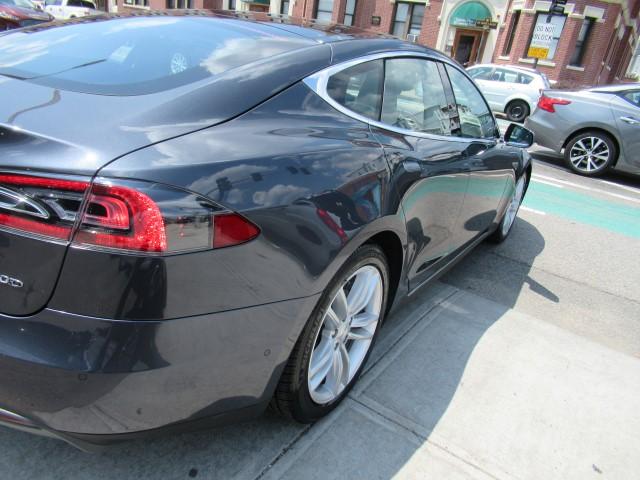 2015 Tesla 75 auto body repair finished restoration