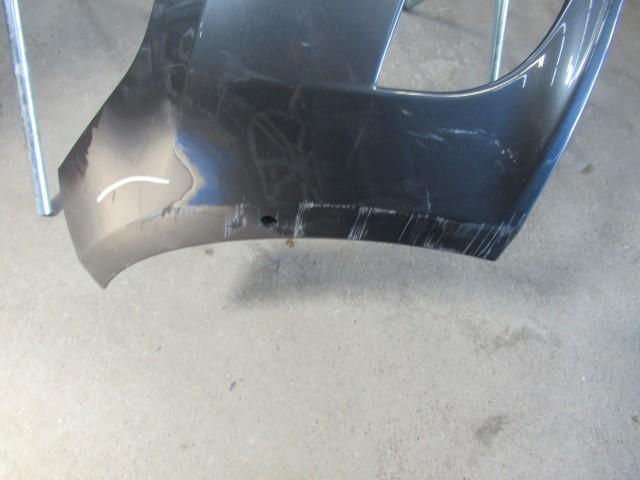 2015 Tesla 75 damaged bumper removed