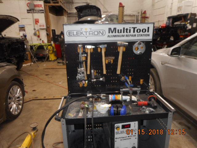 multitool aluminum auto body repair tools