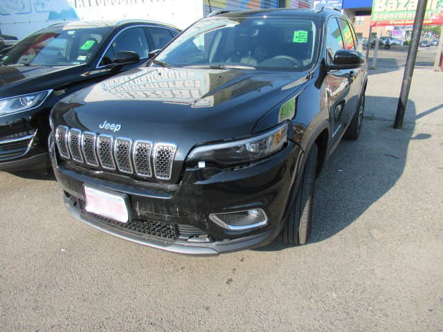 2019 Jeep before collision repair