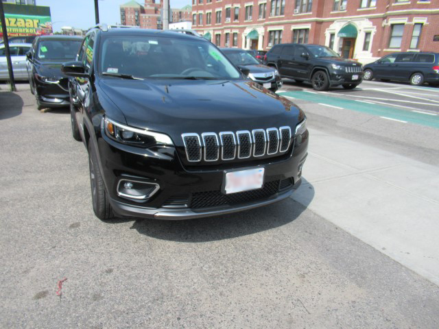 2019 jeep after collision repair work