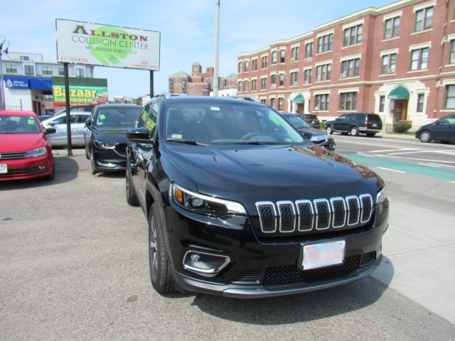 2019 jeep front end auto body repairs completed