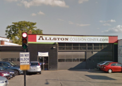 allston collision center boston auto body shop