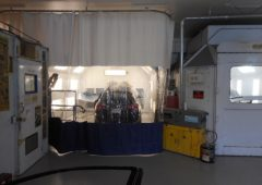 automotive painting spray booth