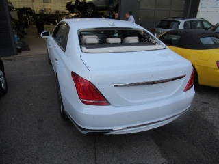 hyundai genesis g90 auto body repairs completed