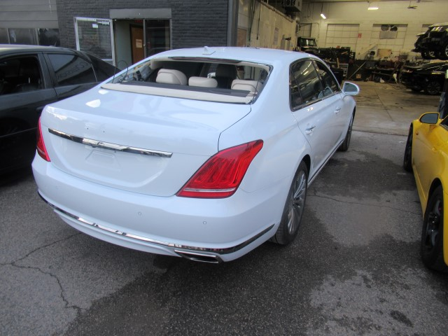 hyundai genesis g90 restored to pre accident considition