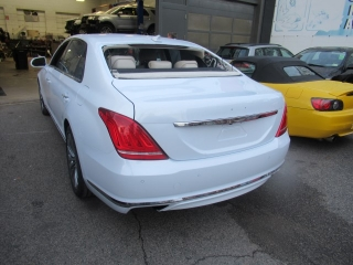hyundai genesis g90 restored to pre collision condition