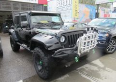 2014 jeep wrangler rubicon auto body repair