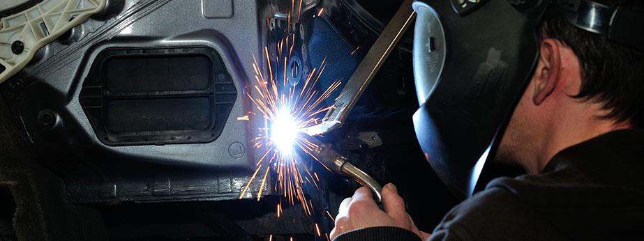 auto body shop collision repair