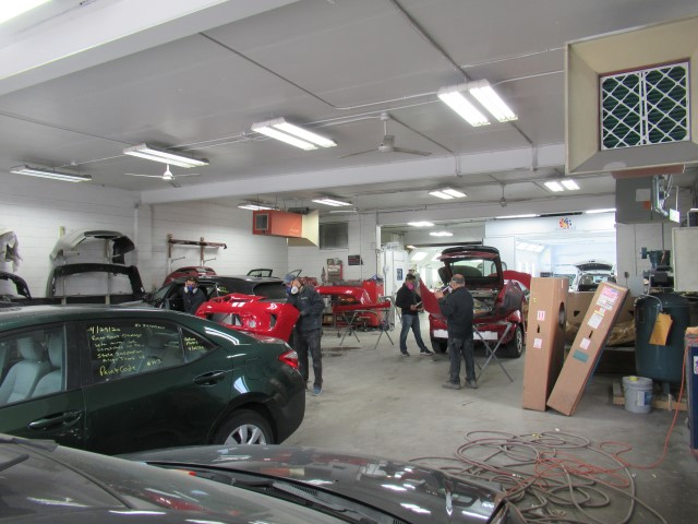 allston collision center auto body repair shop